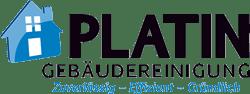 Platin Gebäudereinigung Sticky Logo